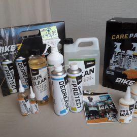 Bike 7 onderhoudsproducten